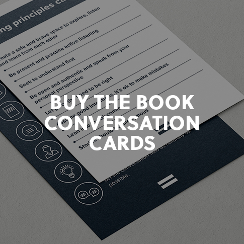 Buy the book conversation cards